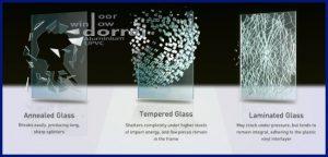 مقایسه شیشه