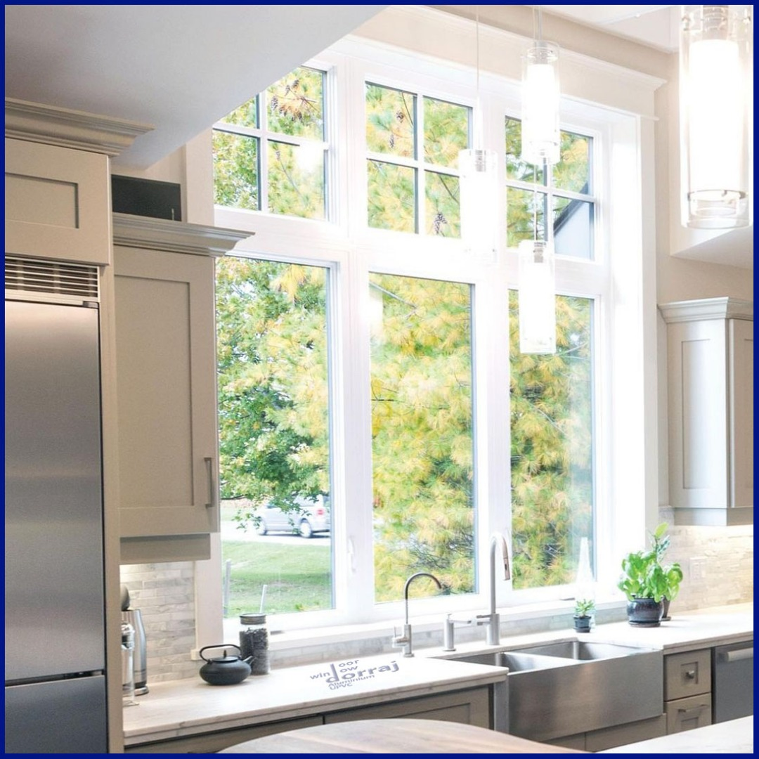 What is the best brand of double glazed window